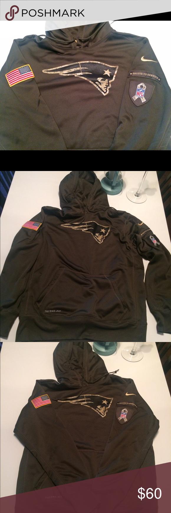 new style 384e7 3507f patriots veteran hoodie