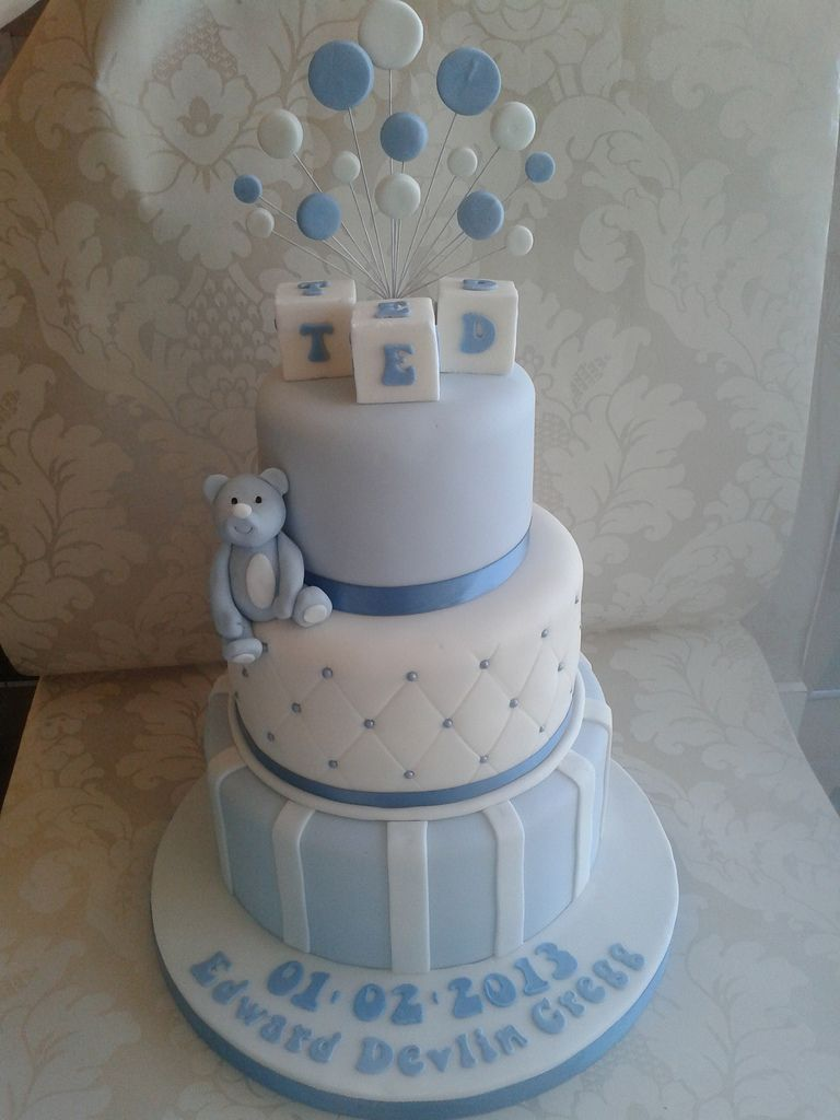 Boys Christening Cakes Google Search Sk 237 Rn In 2019