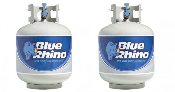 Lowe S Exchange Your Empty Blue Rhino Propane Tanks As Low As