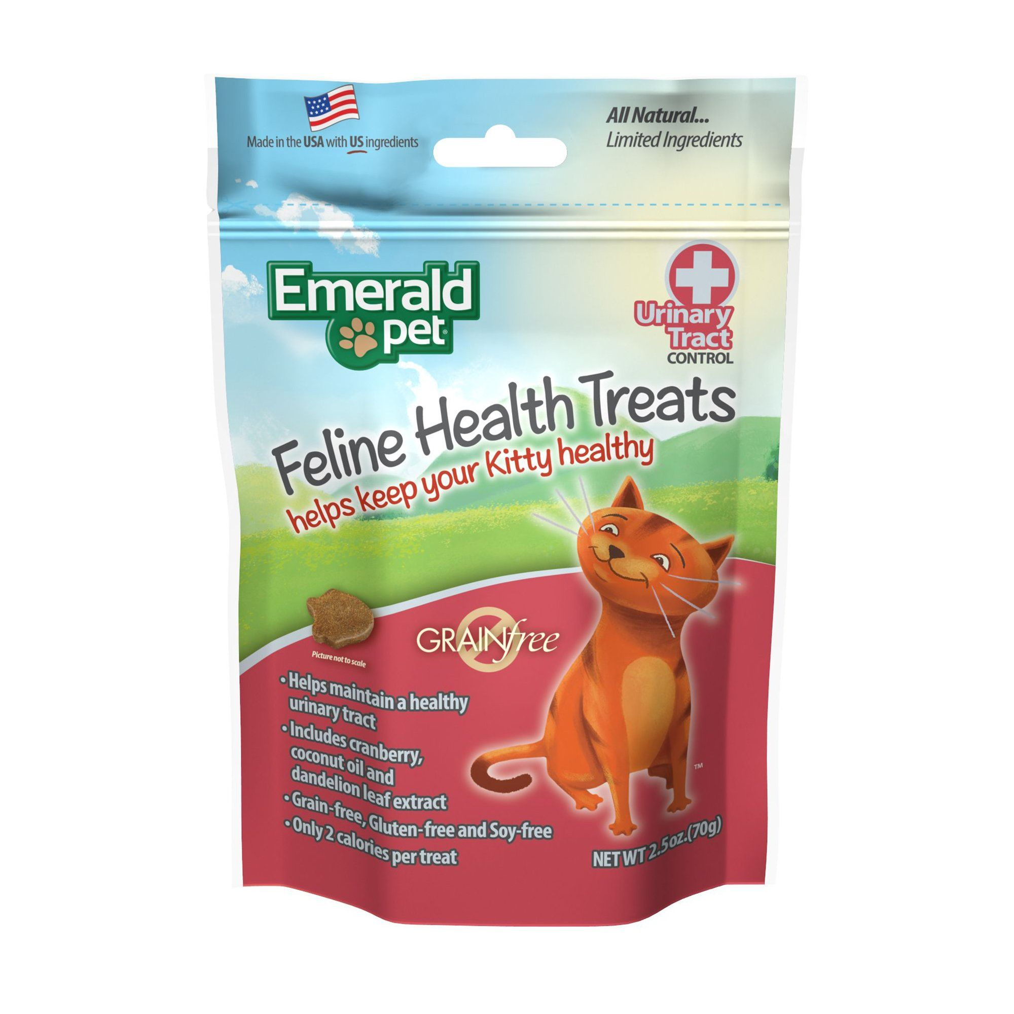 Emerald pet feline urinary tract control treat for cats 2