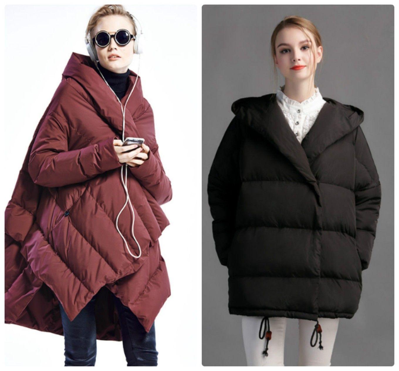 Модные пуховики зима 2017: 53 фото, женские модели ...