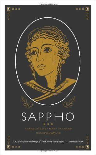 Amazon sappho 9780520272934 sappho mary barnard dudley sappho translated by mary barnard finished june fandeluxe Choice Image