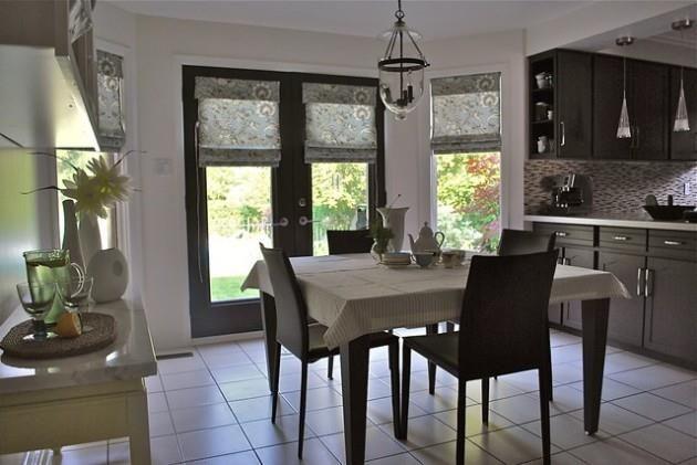 Impressive Kitchen Window Treatment Ideas  Kitchen Window Gorgeous Window Treatment Ideas For Kitchen Review