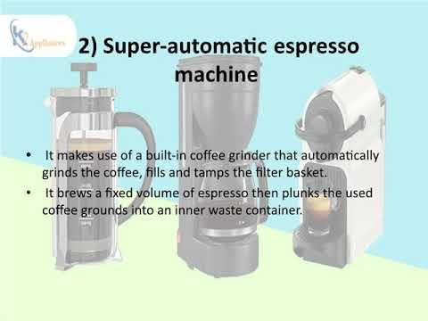 Best Selling Espresso Machine In India- K2Appliances || K2Appliances Best Reviews || 2019 #automaticespressomachine