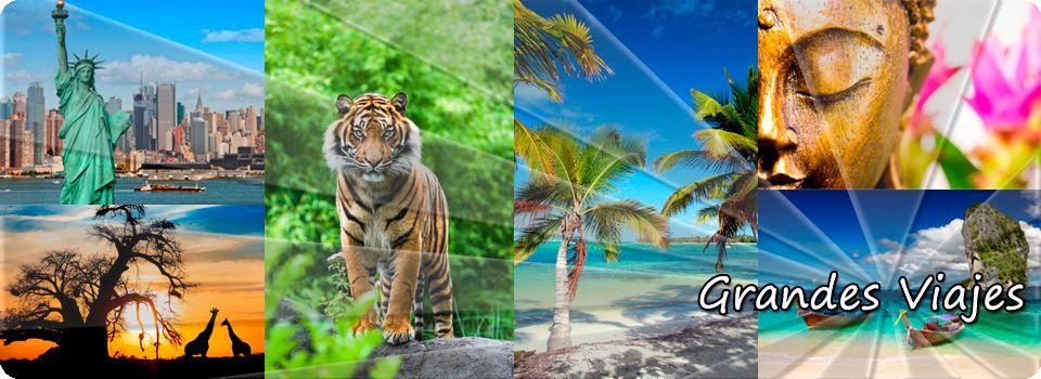 Grandes Viajes Online 100%  http://www.travelenaccion.com/info/3103/grandes_viajes