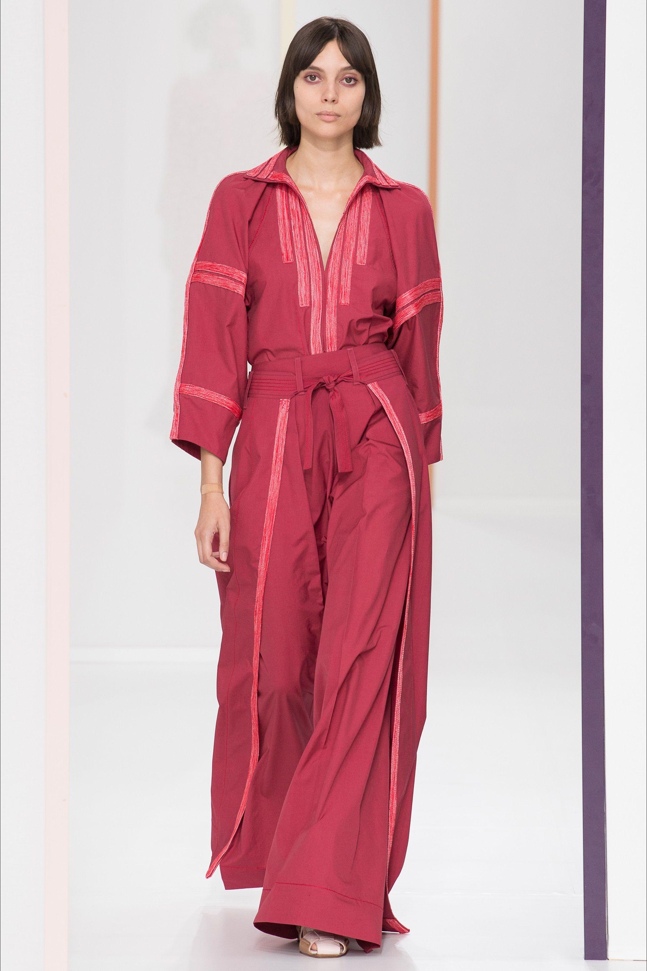 a84f1e981a7 Sfilata Hermès Parigi - Collezioni Primavera Estate 2018 - Vogue ...