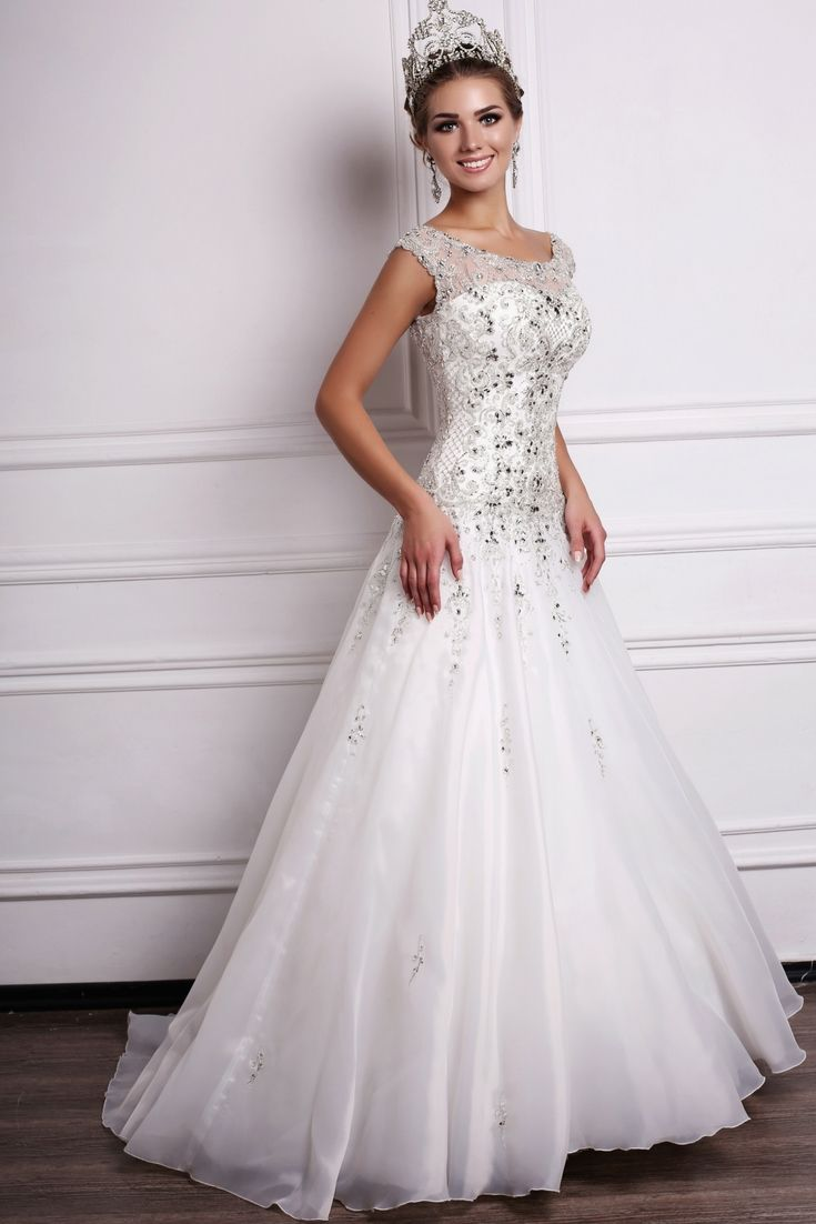 Try To Get Ideas For Your Own Wedding Gown Using Our Enormous ...