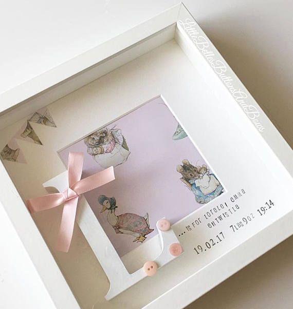 Peter rabbit beatrix potter nursery frame | maternity | Pinterest ...
