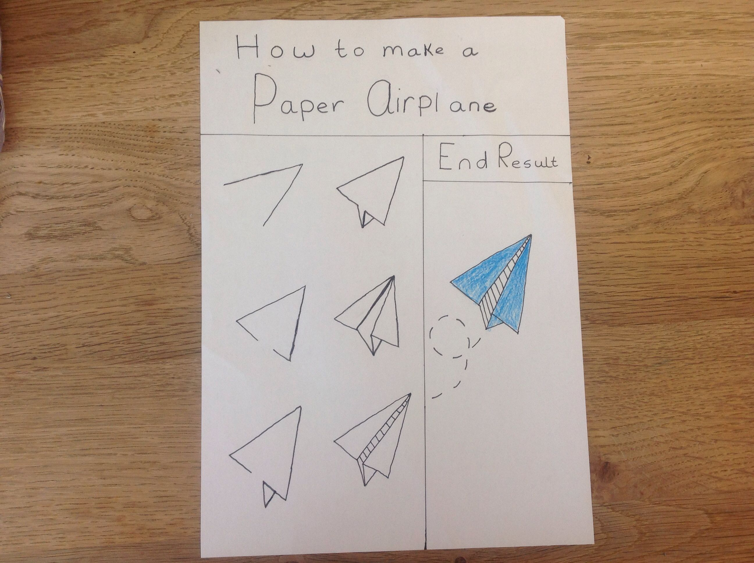 How To Draw A Paper Airplane Paper Airplane Drawing Bullet