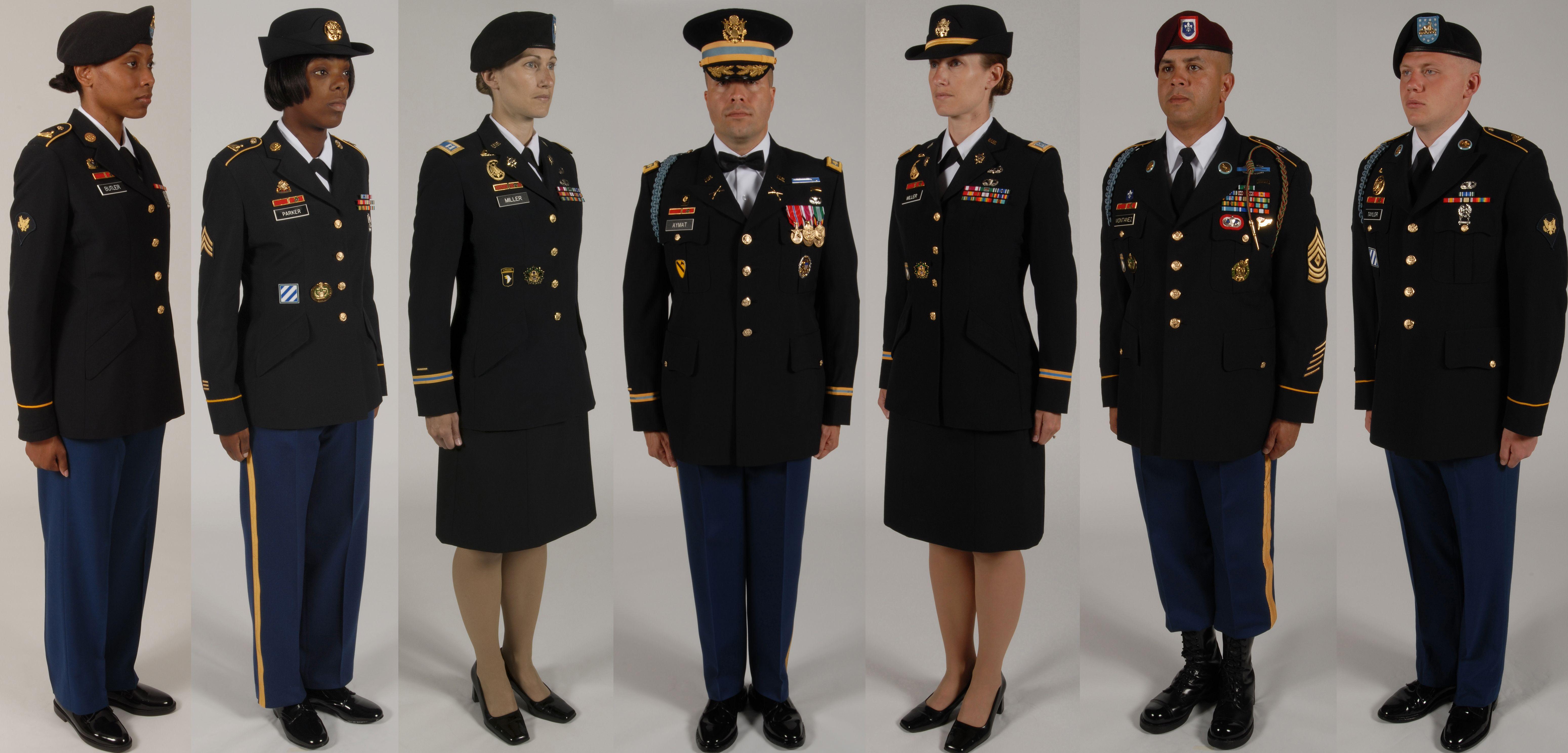 Us Army Dress Uniform: Wedding Army Dress Greens At Reisefeber.org