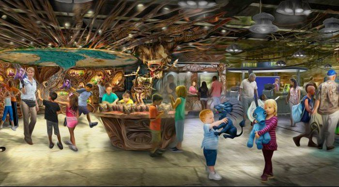 Windtraders Pandora The World of Avatar Walt Disney World