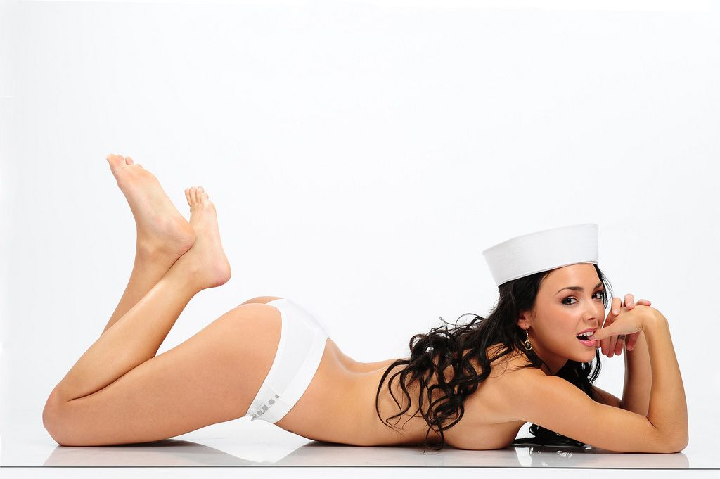Sexy Sailor Girls-76 : COED Magazine