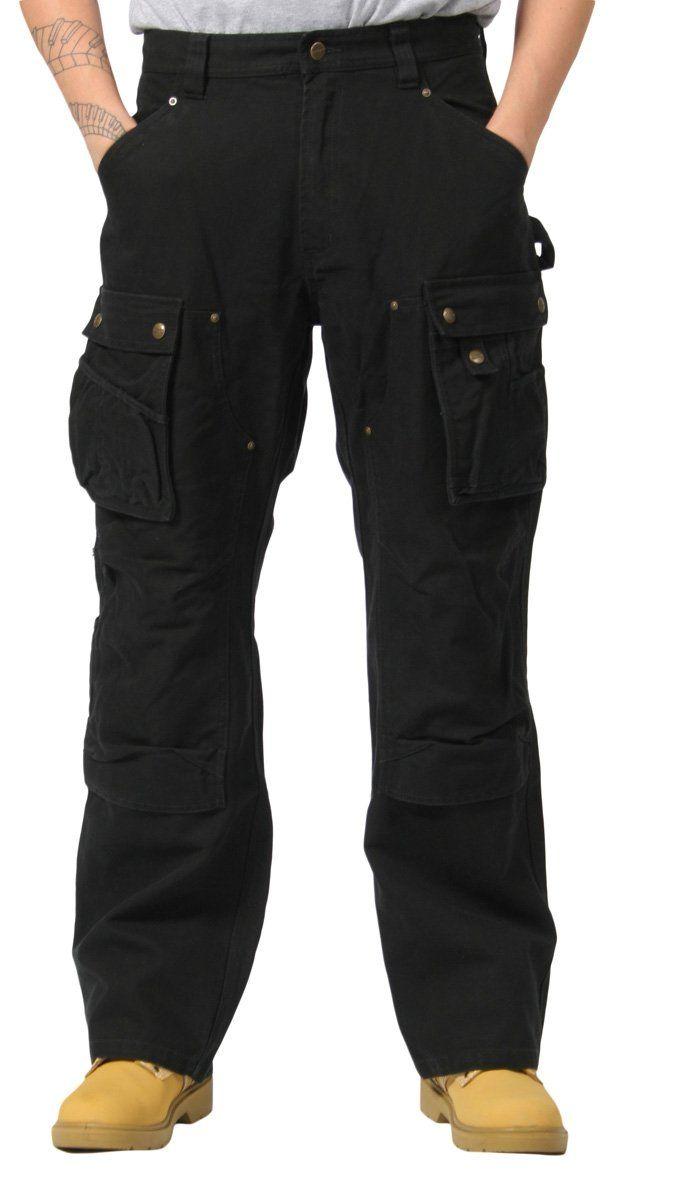 Carhartt Duck Tech Duck Multi Pocket Tech Trousers Cp