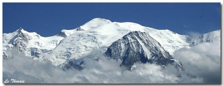 Fonds D Ecran Voyages Europe France Rhone Alpes Le Massif Du Mont Blanc Le Massif Rhones Alpes Rhone