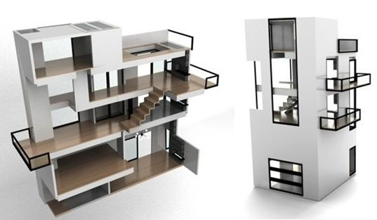 1000 images about dall house on pinterest dollhouses doll houses and play houses brinca dada bennett house modern dolls
