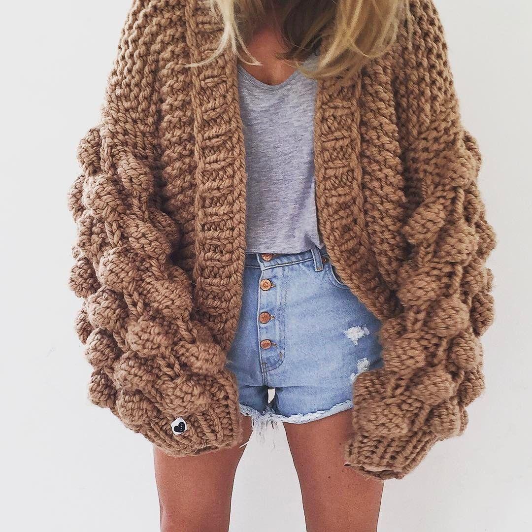 mulpix #ootd via @ritamargari #handmade #fashion #knit #oversize ...
