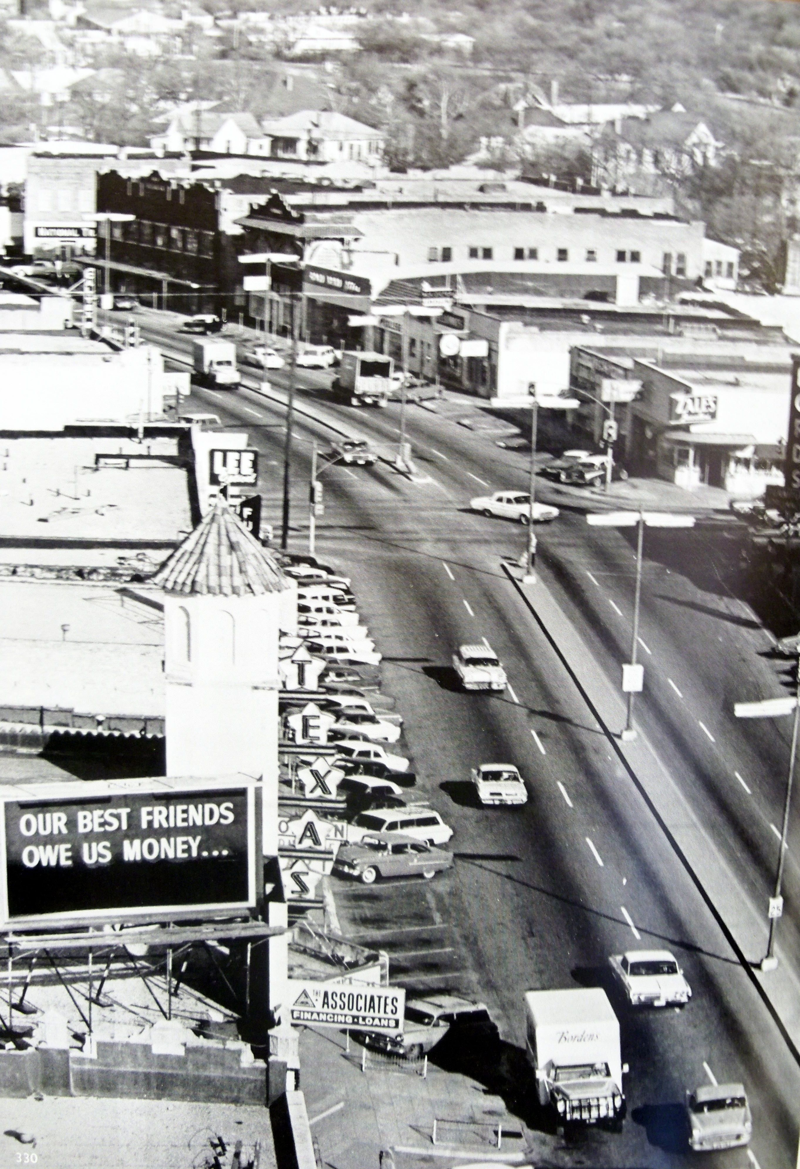 Jefferson Blvd  1965 | Oak Cliff in 2019 | Jefferson texas, Dallas