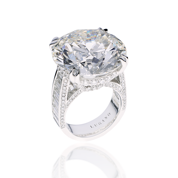 Lugano Diamonds An Experience As Remarkable As Our Collection Diamond Gem Diamonds Diamond Wedding Rings