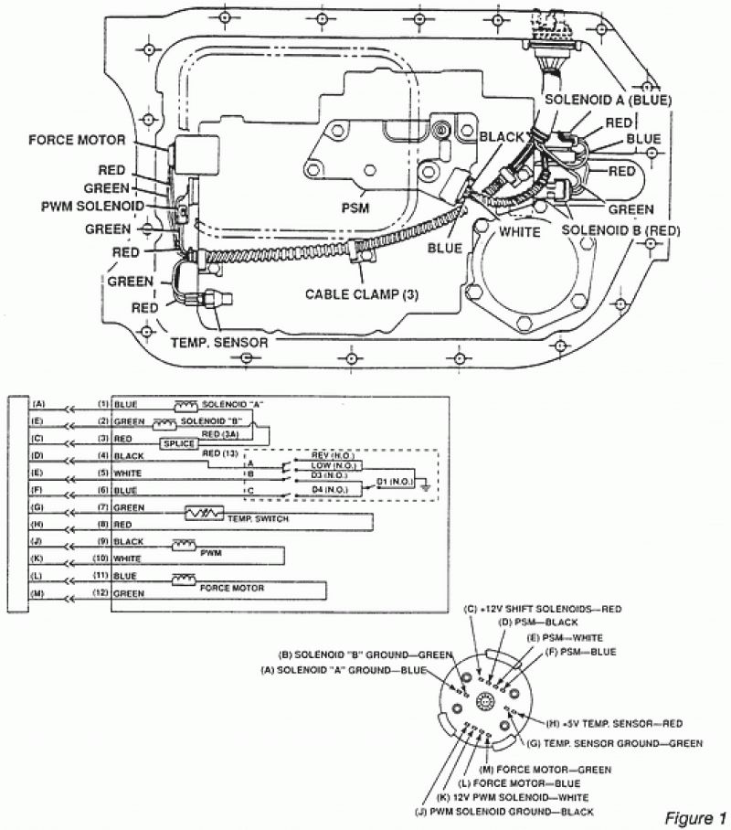 Chevy 2500hd Tran Wiring Diagram