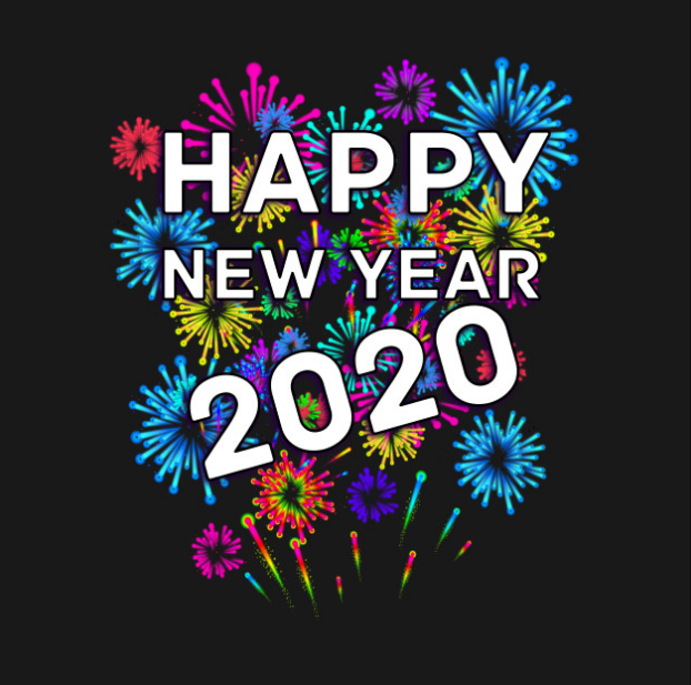 Happy New Year 2020 Gift