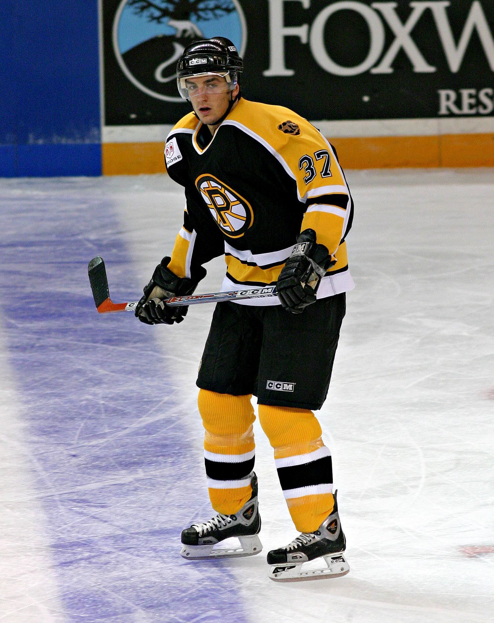 Patrice Bergeron, Providence Bruins