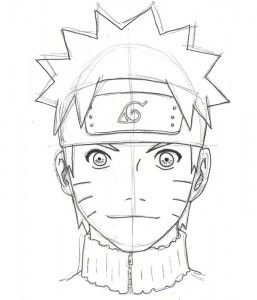 Drawing Naruto Step By Step 13 With Images Naruto Drawings