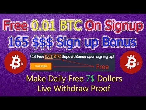 how do i get a bitcoin for free