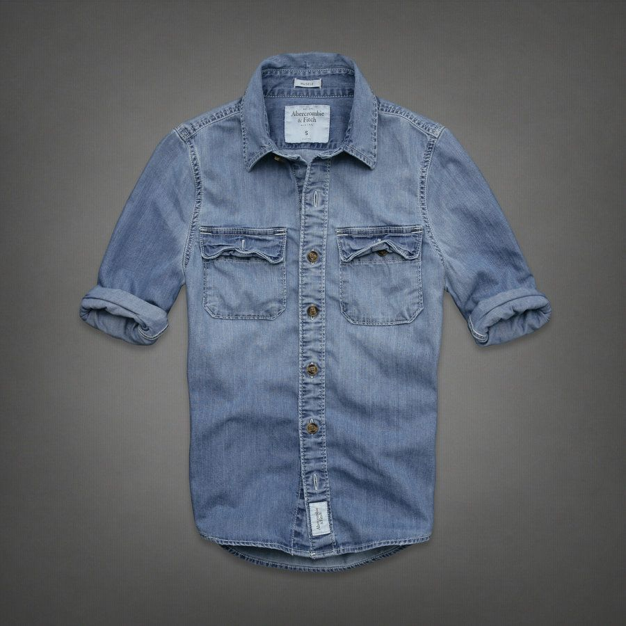 MEN'S DENIM SHIRTS Men's shirts from Levi's® are a modern twist on classic styles. Any good outfit begins with a good pair of jeans, and all jeans need good shirts to match. Our range includes timeless graphic t-shirts, casual tank tops, and stylish denim shirts.