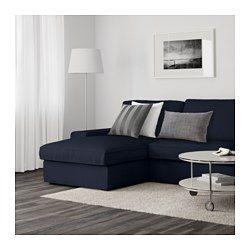 kivik 4er sofa orrsta mit r camiere orrsta hellgrau seat cushions chaise lounges and. Black Bedroom Furniture Sets. Home Design Ideas