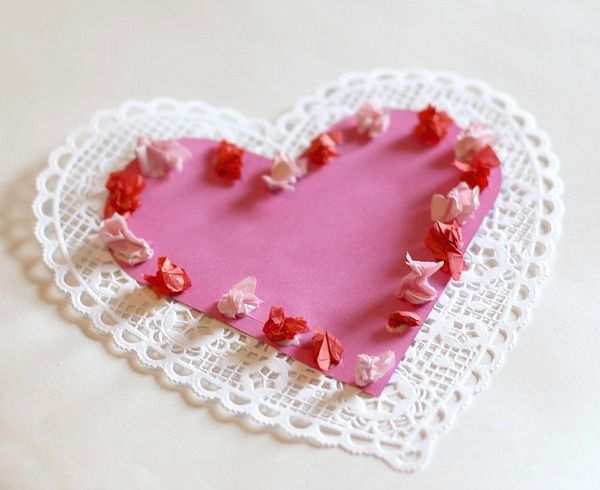 Homemade Valentine. lots of ideas for super cute (and easy ...