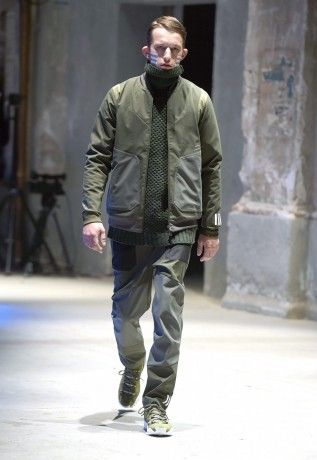 f431d4b3718f adidas Originals and White Mountaineering have joined forces on their first  ever full runway collection.