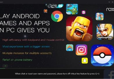 Como instalar Nox App Player Android emulator, Android