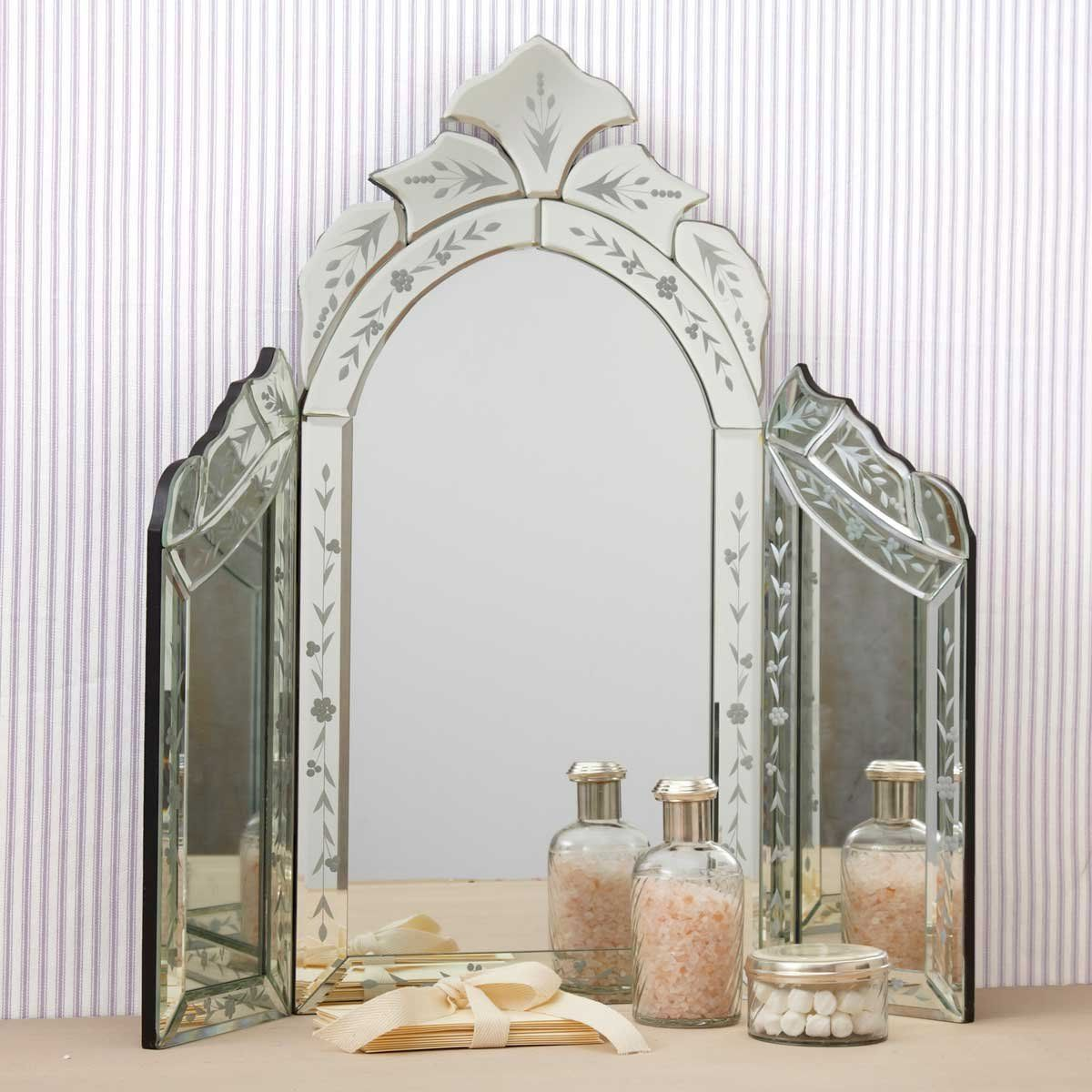 Twou0027s Company Venetian Style Dressing Table Mirror U003eu003eu003e Want To Know More,  Click