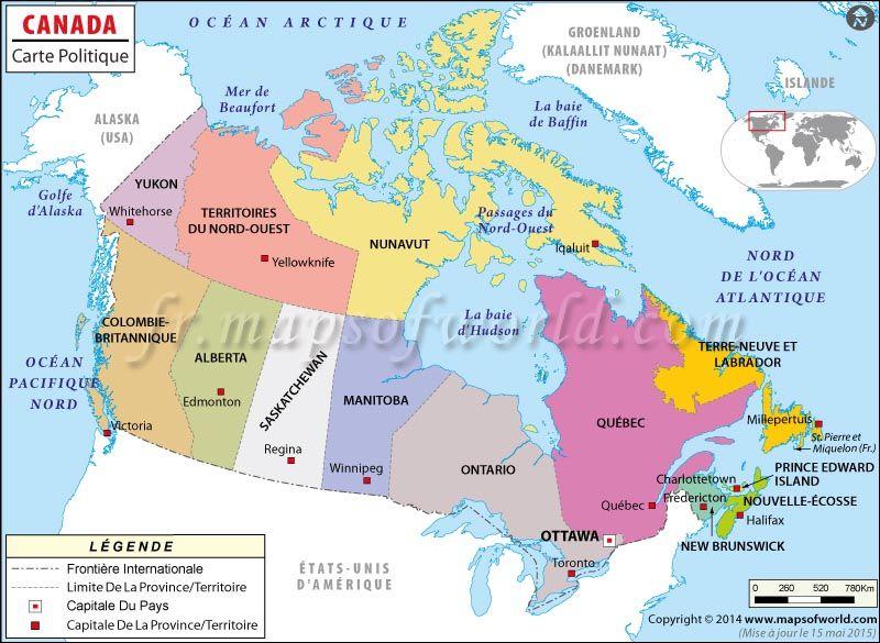 Plan De La Ville D Ottawa Canada