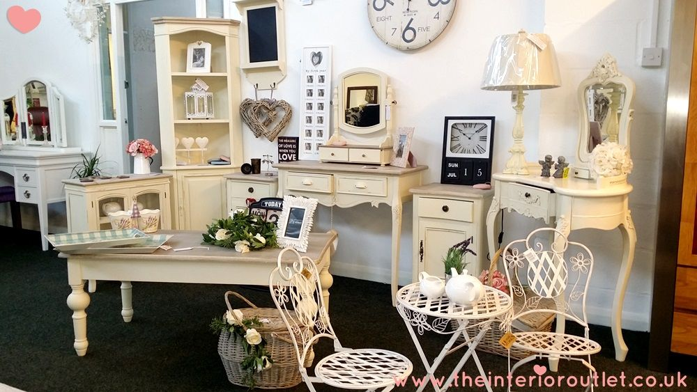 The Interior Outlet Interior, Shabby chic furniture