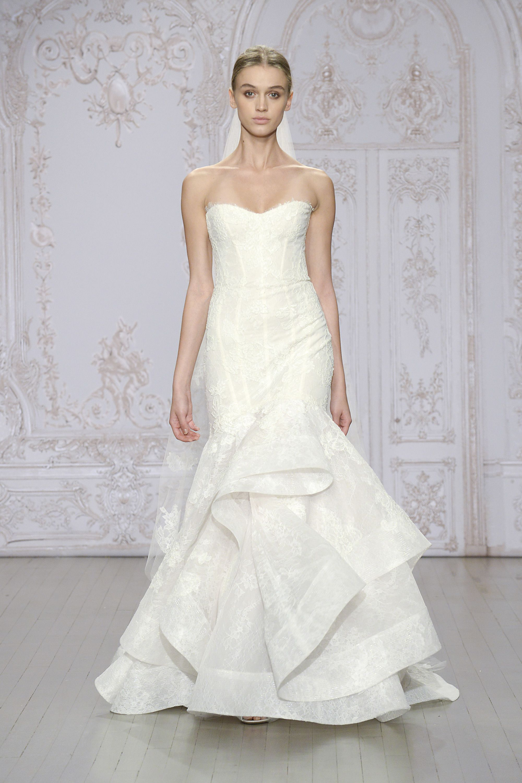 Monique Lhuillier Bridal Collection | Pinterest