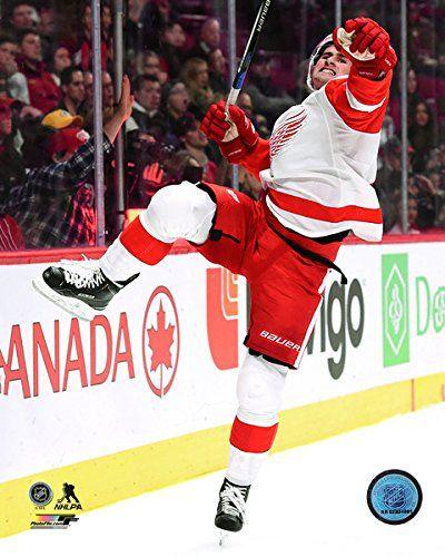 Dylan Larkin Red Wings Poster Detroit Red Wings Red Wings Red Wings Hockey