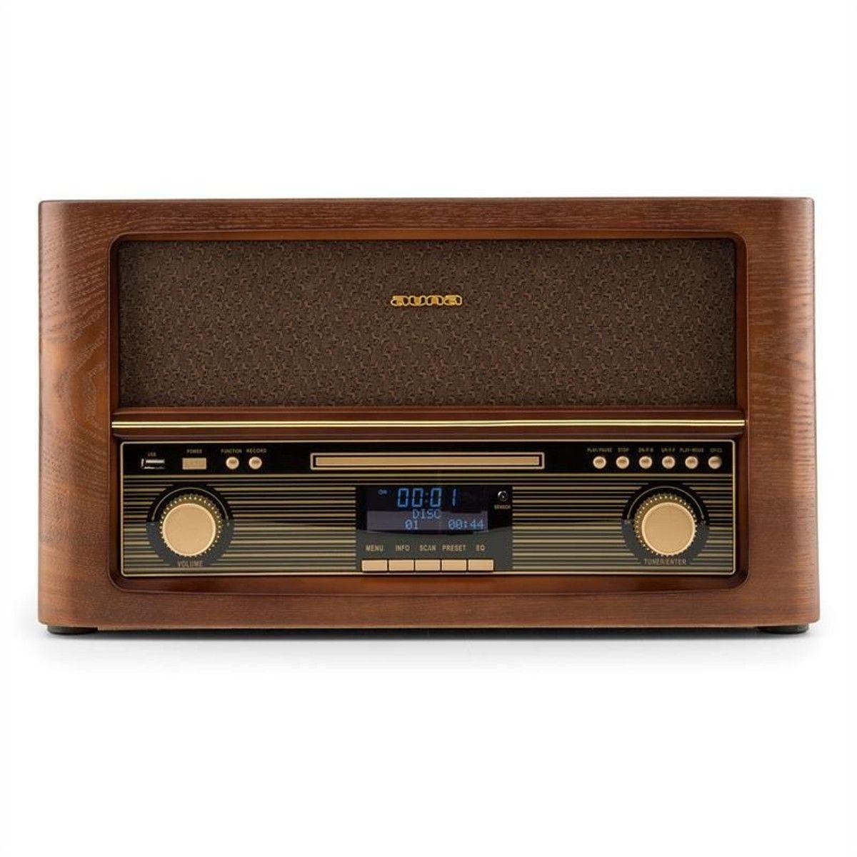 epingle sur radio