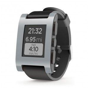Pebble Smart Watch - Grey
