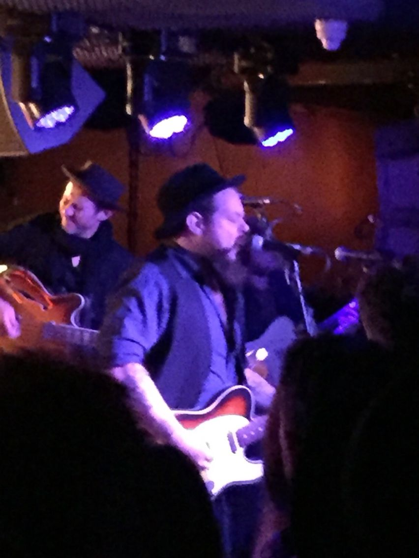 Nathaniel Rateliff and the Night Sweats - Patterns - 16 October 2015