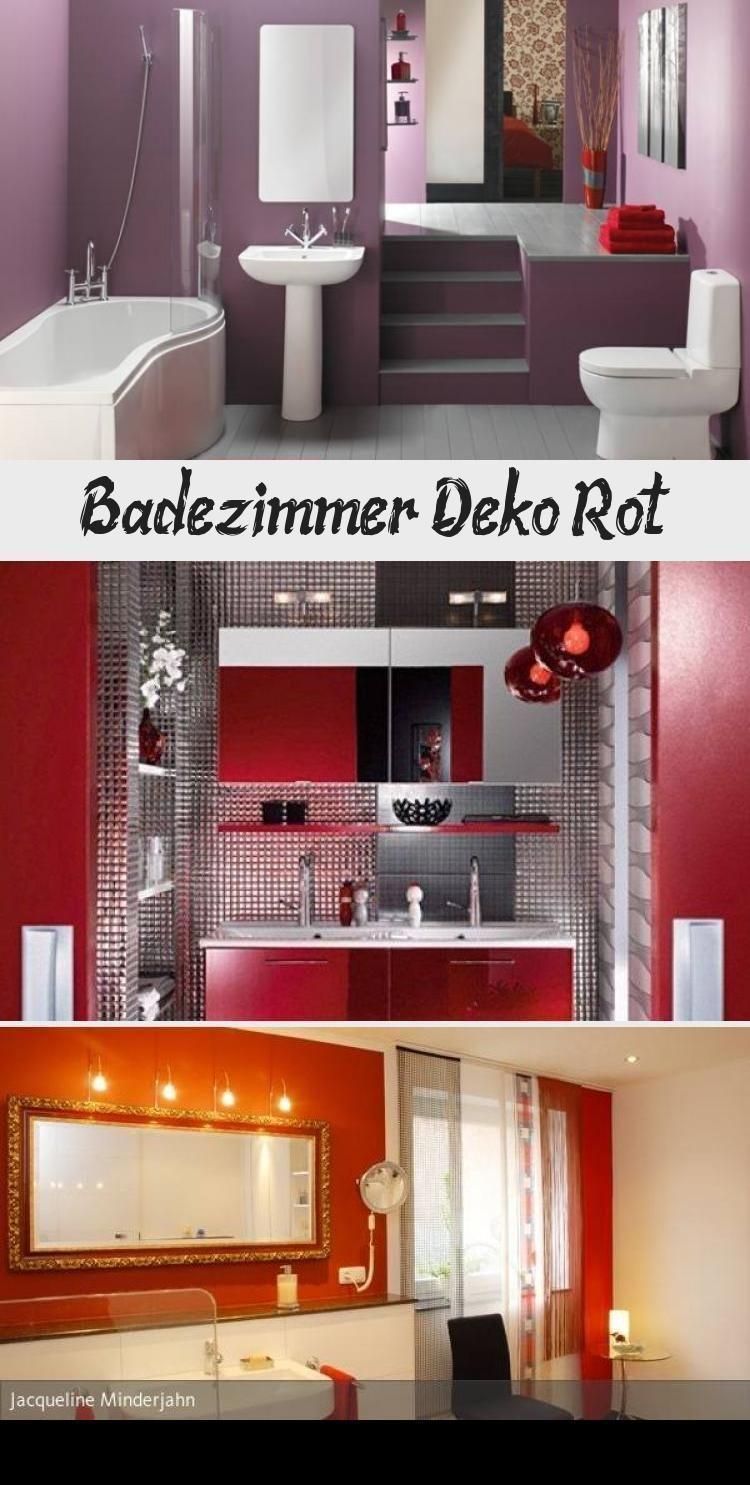 Badezimmer Deko Rot Dekoration Deko Ideen Bad Wand Badezimmer Deko Rot Dekoration Bad Deko Wand In 2020 Decor Deko Home Decor