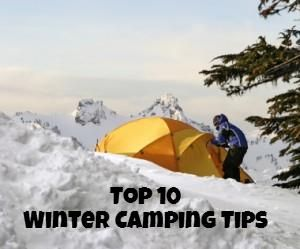 Winter Camping And Other Signs Of Insanity Emergency Essentials Blog Winter Camping Snow Camping Camping Survival