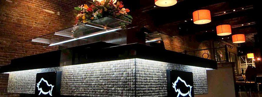 Rodizio Grill The Brazilian Steakhouse Restaurant Located