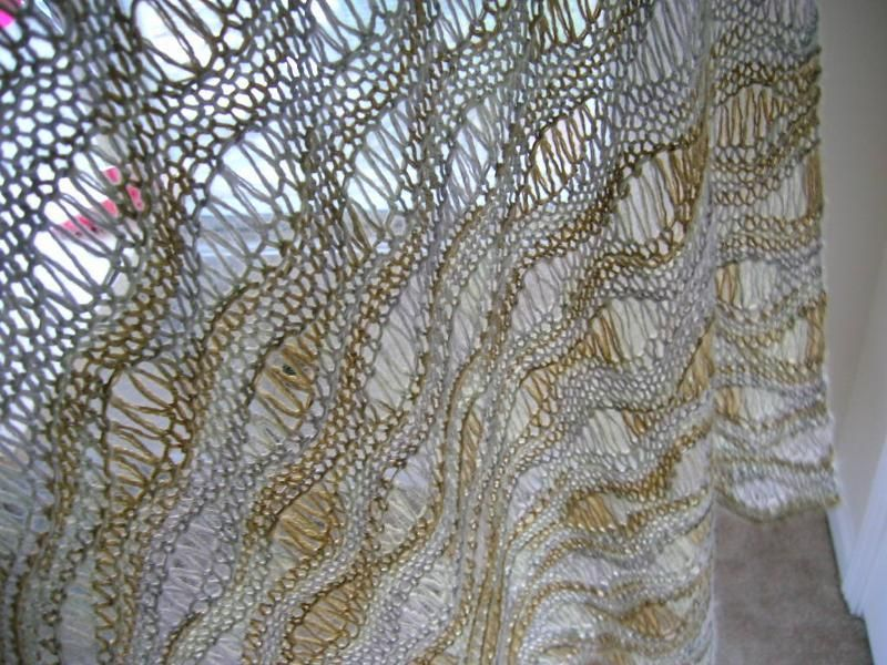 shawl free pattern