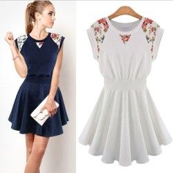 New 2014 spring summer fashion women's dresses