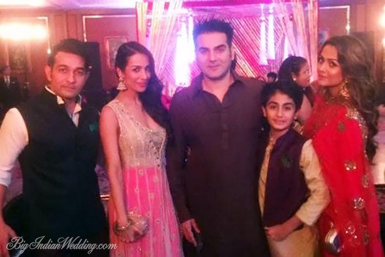 Arpita Khan Ayush Sharma Wedding Pictures