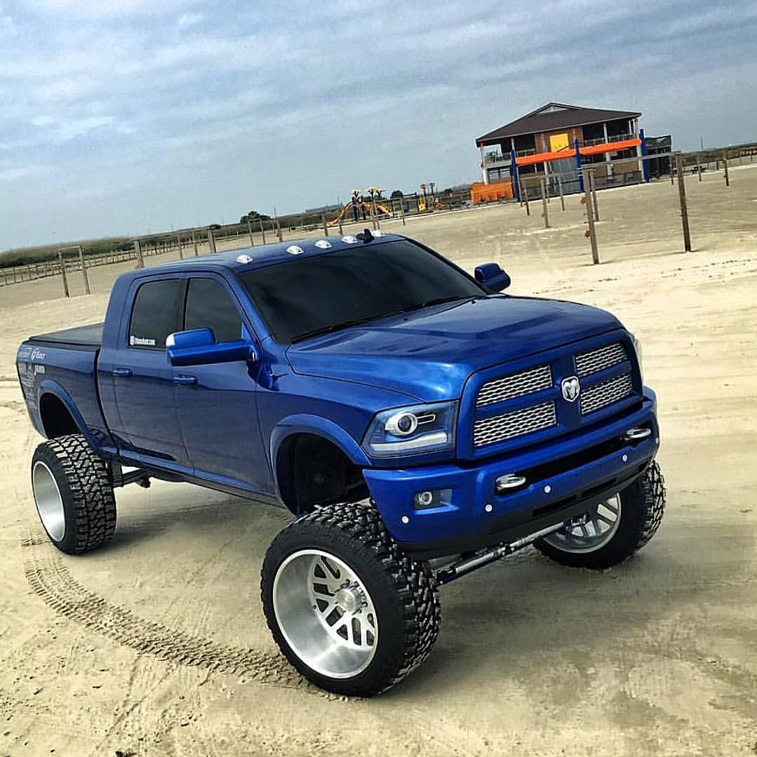 Dodge 2016 Trucks: #ram #megacab #cummins #turbodiesel #americanforcewheels