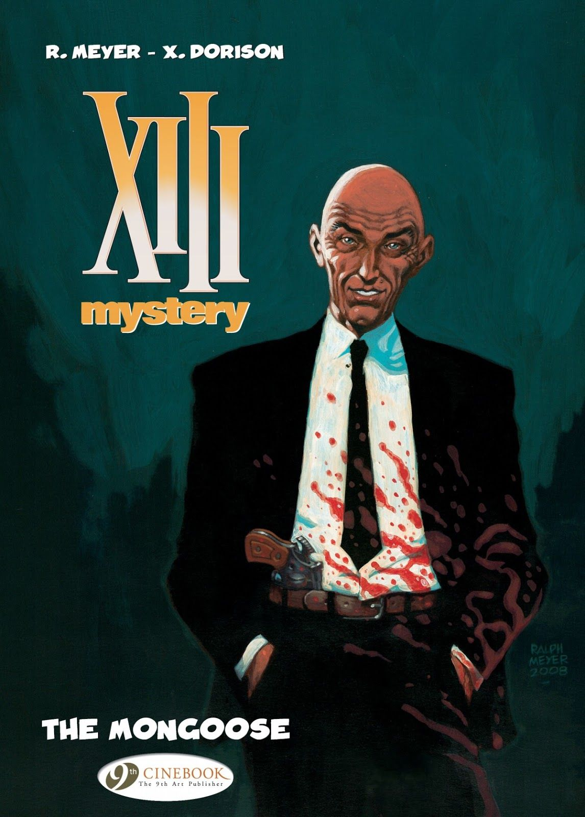 XIII Mystery Issue #1 - Read XIII Mystery Issue #1 comic online in high  quality