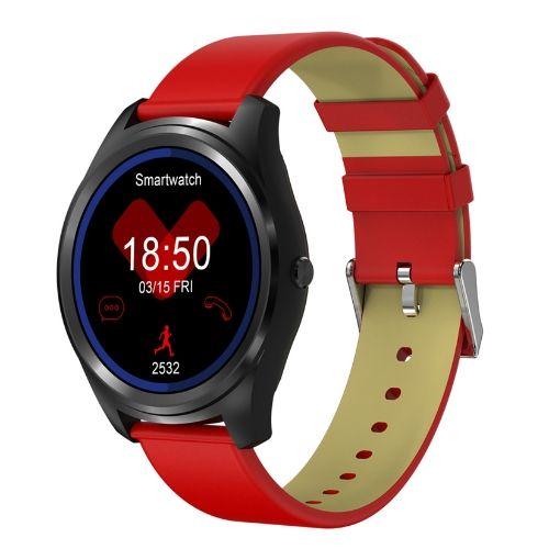 Z4 Smart Watch 1 3 Inch MTK2502C BT4 0 IP67 Heart Rate… | Z4 Smart