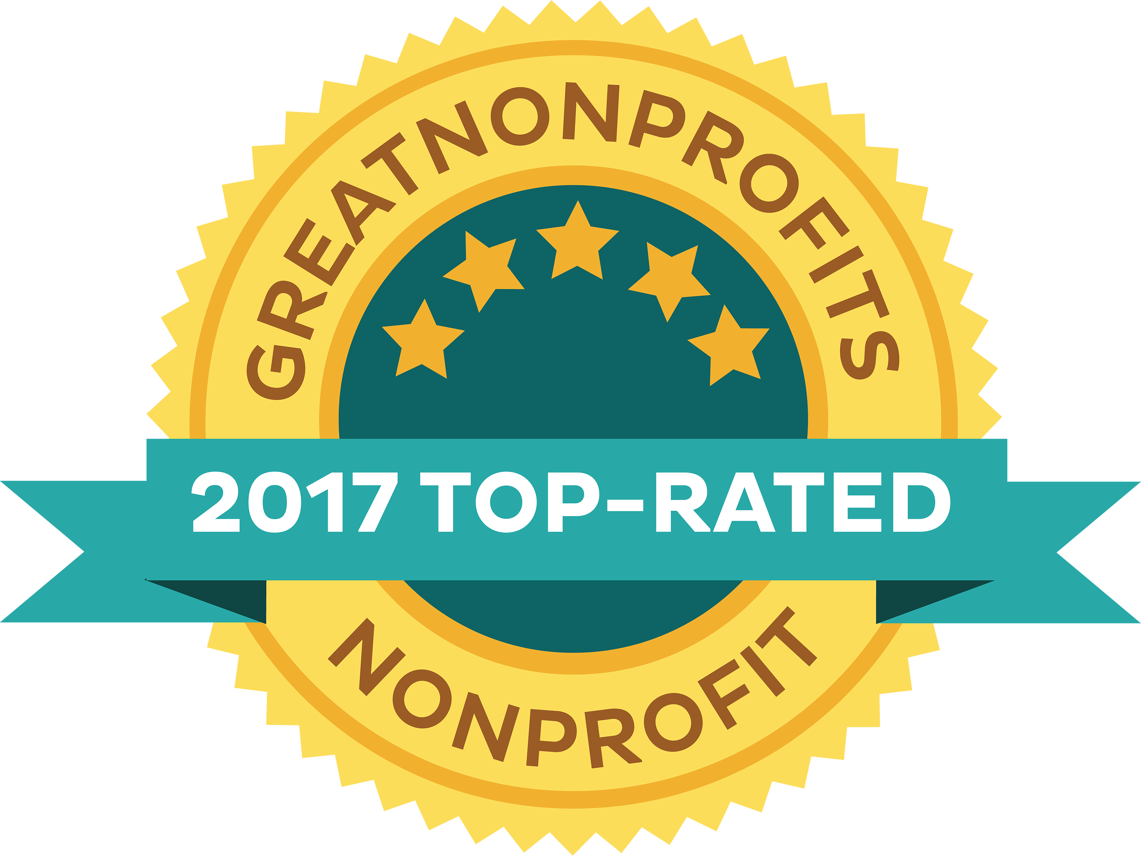 You Ve Helped Us Become A Top Rated Nonprofit Now